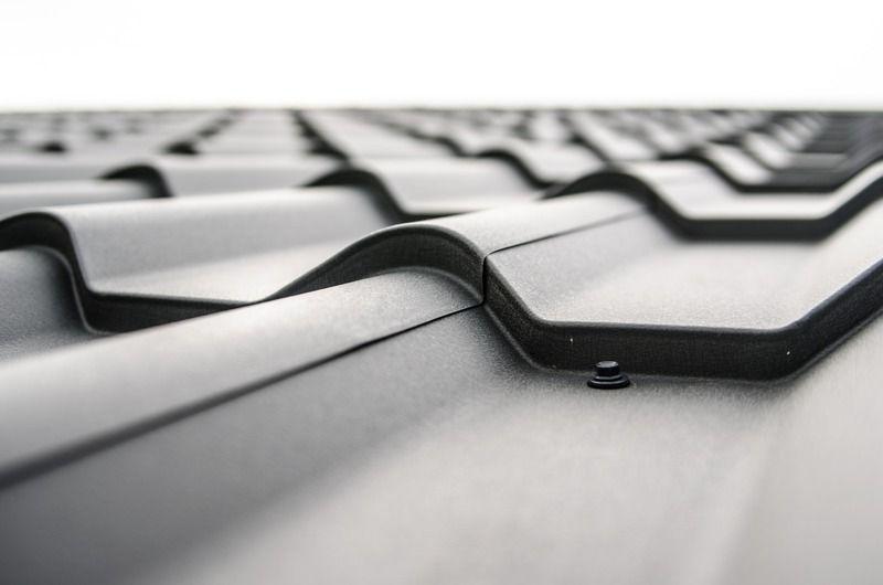 Odpowiednie dachy, dachy odwrócone