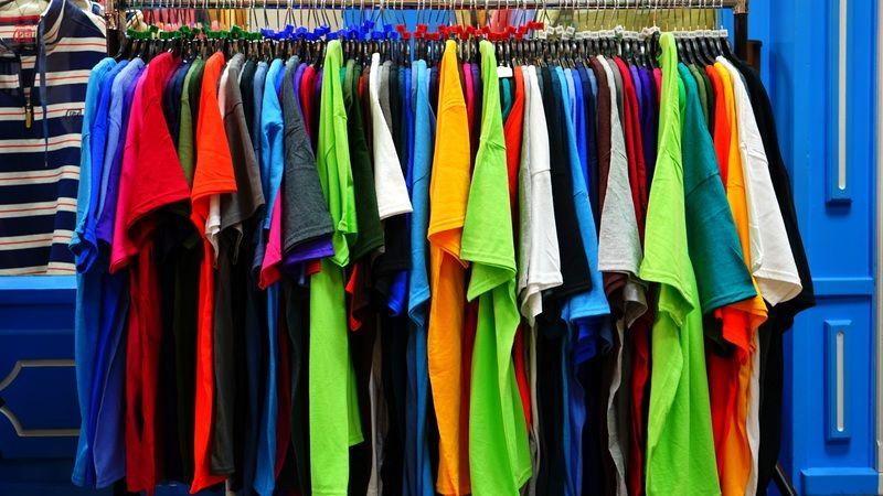 Efektowne znakowanie odzieży